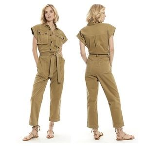 Happy x Nature Trek Jumpsuit Kate Hudson's Brand